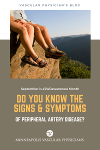 PAD Awareness Month